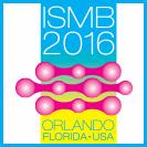 [ISMB 2016 logo]